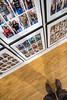 In the photo museum (glukorizon) Tags: 52weeksof2018 art denhaag floor foto fotograaf fotomuseum frame hanseijkelboom kunst lijst many mensen nederland people photo photomuseum photographer polyptich schoen shoe straatfotografie streetphotography thehague twee veel veelluik vloer whereistand zuidholland