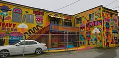 Back of 1965 Main Street (Mariko Ishikawa) Tags: canada britishcolumbia vancouver mountpleasant mural art publicart streetart