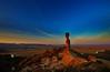 It's not  U.S,A, it's not Colorado Canyon, it's here next (Flacasa) Tags: sunset landscape paisaje cielo carretera montaña puestadesol deserts