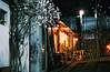 : (june1777) Tags: snap street seoul bukchon samcheongdong night light kyocera contax n1 carl zeiss n planar nplanar 85mm f14 fuji superia xtra 400