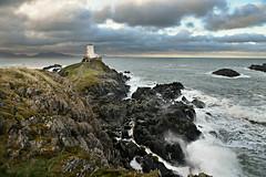 Tŵr Mawr lighthouse (PentlandPirate of the North) Tags: llanddwynisland anglesey lighthouse northwales tŵrmawr blackrocks ~flickrinnes flickrinnes