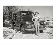 Vehicle Collection (8564) - Chevrolet (Steve Given) Tags: workingvehicle automobile truck pickup chevrolet 1940s