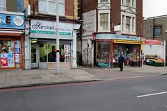 Graffiti Tagging (Alan Stanton) Tags: graffiti tagging alley alleyway highroadn15 tottenham haringey