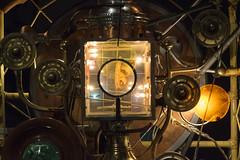 DSC07567 (sesquiotic) Tags: rowlandemett ontariosciencecentre machines quaint steampunk chittychittybangbang