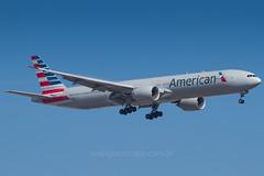 N729AN (rcspotting) Tags: n729an boeing 777300 american airlines gru sbgr
