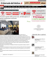 """Giornale del Molise.it Termoli capitale della pasticceria • <a style=""""font-size:0.8em;"""" href=""""http://www.flickr.com/photos/93901612@N06/38360273114/"""" target=""""_blank"""">View on Flickr</a>"""