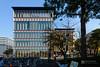 The facade of Dokkyo University, Student Center (獨協大学 学生センター) (christinayan01 (busy)) Tags: architecture building perspective saitama japan university office