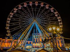 ¡Una vuelta más! (Jesus_l) Tags: europa francia alsacia mulhouse navidad noria mercadonavideño jesúsl