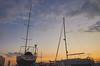 jlvill  058  Atardecer en el varadero (jlvill) Tags: ocaso atardecer crepusculo mastiles barcos yates 1001nights