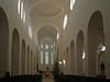 In der Moritzkirche in Augsburg (weihnachtliche Variante) (Wolfgang Bazer) Tags: moritzkirche augsburg john pawson schwaben swabia bayern bavaria deutschland germany kircheninnenraum kirche church interior