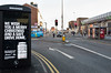 blackpool: safe drive home (blackpool in colour) Tags: blackpool xmas2017 centraldrive budprohibition phonebox budweiser beer