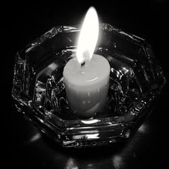 Candle - Świeca (Król Paweł) Tags: candle świeca huawei candlestick świecznik światło light