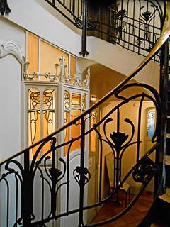 Paris - Hôtel Mezzara