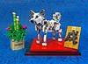 LEGO Mecha Dog-2018-01 (ToyForce 120) Tags: lego robot robots mecha mech mechanic legomech legomoc