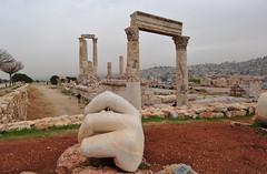 Jabal al-Qal'a (The Citadel), Amman, Jordan 2 (18) (tango-) Tags: giordania jordan middleeast mediooriente الأردن jordanien 約旦 ヨルダン citadel amman