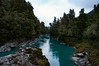 Hokitika Gorge III, West Coast, New Zealand (Gonzalo Aja) Tags: hokitika gorge garganta west coast costa occidental new zealand nueva zelanda south island barranco river rio water agua green verde blue azul rocks rocas shore orilla arboles trees forest woods bosques scenic escena landscape paisaje outdoor aire libre nature naturaleza nikon d5000