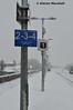 Portlaoise, 10/12/17 (hurricanemk1c) Tags: railways railway train trains irish rail irishrail iarnród éireann iarnródéireann portlaoise 2017 snow