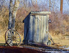 (Pattys-photos) Tags: outhouse wagon wheel pattypickett4748gmailcom pattypickett