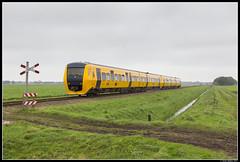 NSR 3446 + 3427, Muntendam (J. Bakker) Tags: ns nsr dm90 dm 90 3446 3427 28201 nederland muntendam