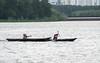 Oblas-40 (Polina K Petrenko) Tags: river boat khanty localpeople nation nationalsport nature siberia surgut tradition traditionalsport