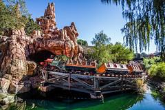 Big Thunder Mountain Railroad - Disneyland (GMLSKIS) Tags: disneyland anaheim disney nikond750 bigthundermountainrailroad