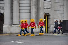 Honey Monsters (John A King) Tags: honey monsters bank london