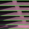 (morbs06) Tags: thailand trang abstract architecture black building colour facade green light lines louvers pattern pink shadow square stripes texture
