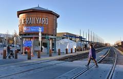 Railyard (jpellgen (@1179_jp)) Tags: santafe newmexico southwest usa america travel nikon d7200 december winter 2017 nm sf railyard train rail sigma 1770mm artsdistrict railyardartsdistrict santaferailyard