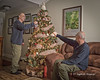 Unsolicited Decoration Advise (augphoto) Tags: augphotoimagery christmas christmastree mikeme decorations holiday humor multiplicity people person self selfportrait selfie unitedstates