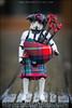Scottish Trooper (Pikebubbles) Tags: davidgilliver davidgilliverphotography starwars starwarsphotography toys toy toyart miniature miniatures miniatureart fineartphotography creative creativephotography funnystarwars stormtrooper scotland bagpipes kilt