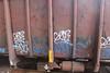 So, Bonk, Sayoe (NJphotograffer) Tags: graffiti graff trackside railroad rail art freight train bench benching moniker hobo marker streaks gondola so bonk sayoe