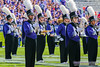 Waiting Wildcats (Daniel M. Reck) Tags: b1gcats dmrphoto date1022 evanston illinois numb numbhighlight northwestern northwesternathletics northwesternuniversity northwesternuniversitywildcatmarchingband unitedstates year2017 band college education ensemble horn instrument marchingband mellophone music musicinstrument musician school trumpet university