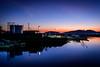 漁港 #2ーFishing port #2 (kurumaebi) Tags: yamaguchi 秋穂 nikon d750 山口市 nature landscape 風景 自然 sea 海 sunset 夕焼け 漁港 船 boat fishingport
