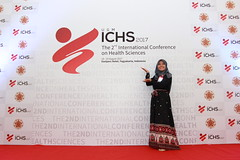 ICHS 2017 participant (International Conference on Health Sciences) Tags: international health sciences ichs 2017 yogyakarta indonesia eastparc universitas gadjah mada bpp ugm badan penerbit publikasi medicine medical research researcher speaker emerging reemerging infectious disease tropical neglected sexually transmitted drug resistance technology clinical presentation conference annual ichs2017