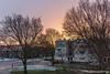 Colors (Marjon van der Vegt) Tags: denhaag winter piano avondlucht sneeuwpoppen engelen wandelvondst thorbeckelaan opstraat straatfotografie