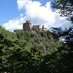Blick zum Castell Hocheppan thumbnail