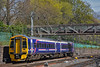 158731 (Northern156) Tags: scotrail class 158 dmu 158731 haymarket edinburgh princesstreetgardens