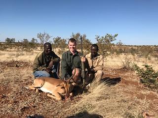 Zimbabwe Cape Buffalo Hunt 70