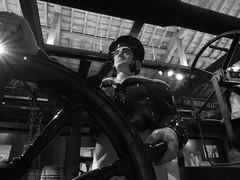 Steering (failing_angel) Tags: 220817 london thames docklands museumoflondon towerhamlets