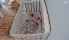 """Dani Asleep in Her Crib • <a style=""""font-size:0.8em;"""" href=""""http://www.flickr.com/photos/109120354@N07/39390188121/"""" target=""""_blank"""">View on Flickr</a>"""