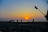 Happy New Year 2018! (Vipul Rege) Tags: happynewyear newyear photograph photojournalism landscape beach silhoutte sand sun sunset colors sky nikon nikkor nikond750 wide beingphotographer goa incredibleindia indianphotographers