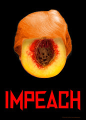 Impeach (outtacontext) Tags: trump impeach politics poster washingtondc graphicdesign