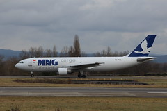 A300 MNG Airlines cargo (NicoAirways) Tags: airbus a300 euroairport mng airlines cargo