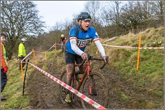 Anthony Gill   #41 (Smudge 9000's Sport Photography) Tags: 2017 bakewell bike cyclerace cyclocross matlockcycleclub ndcxl nottsderby peakdistrict cycle mud race derbyshiredalesdistrict england unitedkingdom gb