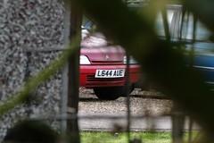 L644 AUE (Nivek.Old.Gold) Tags: 1993 citroen zx 14i pzazz 5door
