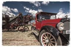 McCormick Deering (jimjiraffe*) Tags: mccormickdeering thresher farm machine truck hay chaff waitara huirangi nz newplymouth hayday canon tokina1224 jimevans jimjiraffe