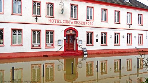Flood in Lahnstein/ (Germany)Hochwasser in Lahnstein