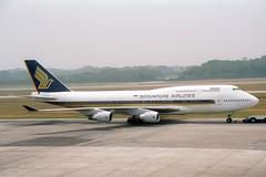 9V-SMQ Boeing 747-412 Singapore Airlines (pslg05896) Tags: 9vsmq boeing747 singaporeairlines sin wsss singapore changi
