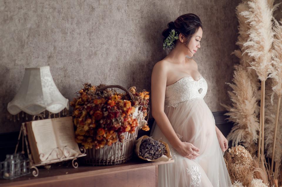 推薦 台南孕婦寫真 浪漫溫馨風格 022