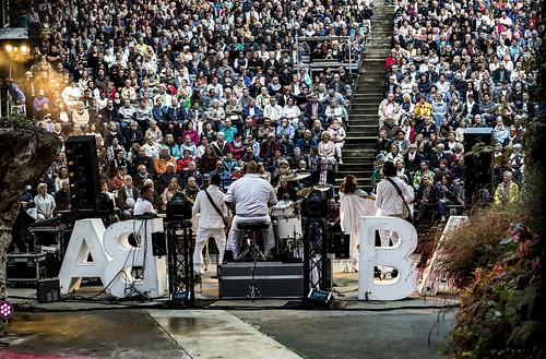Openluchttheater Valkenburg Abba Tribute   Jos Göritzer 02